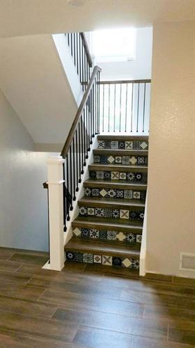 Tiled Risers