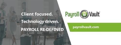 Client Focused, Technology Driven, Payroll RE-DEFINED.