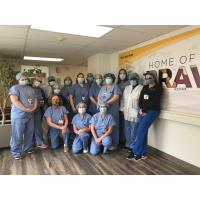 Perioperative Angels Shine at UM Shore Medical Center at Chestertown