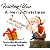 72nd Cambridge Dorchester County Christmas Parade Canceled/Postponed until December 2021