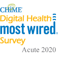 TIDALHEALTH AGAIN EARNS 2020 CHIME HEALTHCARE'S MOST WIRED RECOGNITION