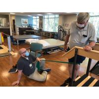 Rehab Care, Close to Home, Helps Caroline County Commissioner Recover from Farm Accident