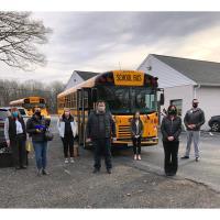 Choptank Health, Preston Automotive Group donate to Backpacks
