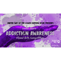 United Way's Lower Shore Addiction Awareness Visual Arts Competition