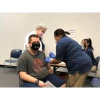 Pfizer Vaccine Appointments Open at Chesapeake College and  UM Shore Medical Center at Dorchester