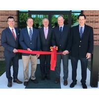 Ribbon-Cutting Ceremony Marks Completion of The Orthopedic Center's Renovation and Expansion