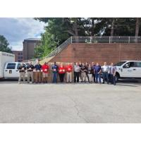 MARYLAND STATE FIRE MARSHAL PARTNERS WITH DELMARVA POWER WITH SMOKE ALARM DONTATION