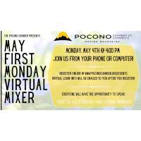 First Monday Virtual Mixer May 2020