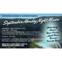 Monday Night Mixer September 2020 *Special Date*