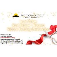 Iron Valley Real Estate - Pocono Grand Opening & Ribbon Cutting