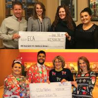 Pocono Chamber's Leaders of Tomorrow Presents Donations to Area Non-Profits