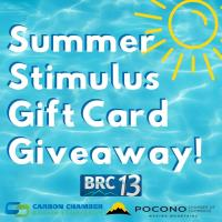 Chamber & Blue Ridge Cable TV13 Announce Summer Stimulus Program