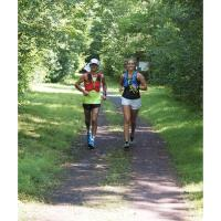 St. Luke's Surgeon Runs Half the Length of D&L Trail