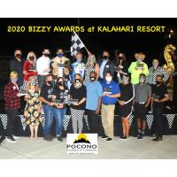 Pocono Chamber of Commerce Honors Award Recipients at 2020 Bizzy Awards