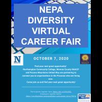 Northeastern Pennsylvania Virtual Diversity Job Fair
