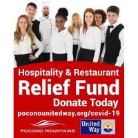 New Fund Helps Pocono Hospitality & Restaurant Workers