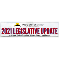 Pocono Chamber Announces Virtual Legislative Update