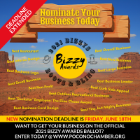 2021 Bizzy Award Nomination Process Deadline Extended to June 18th