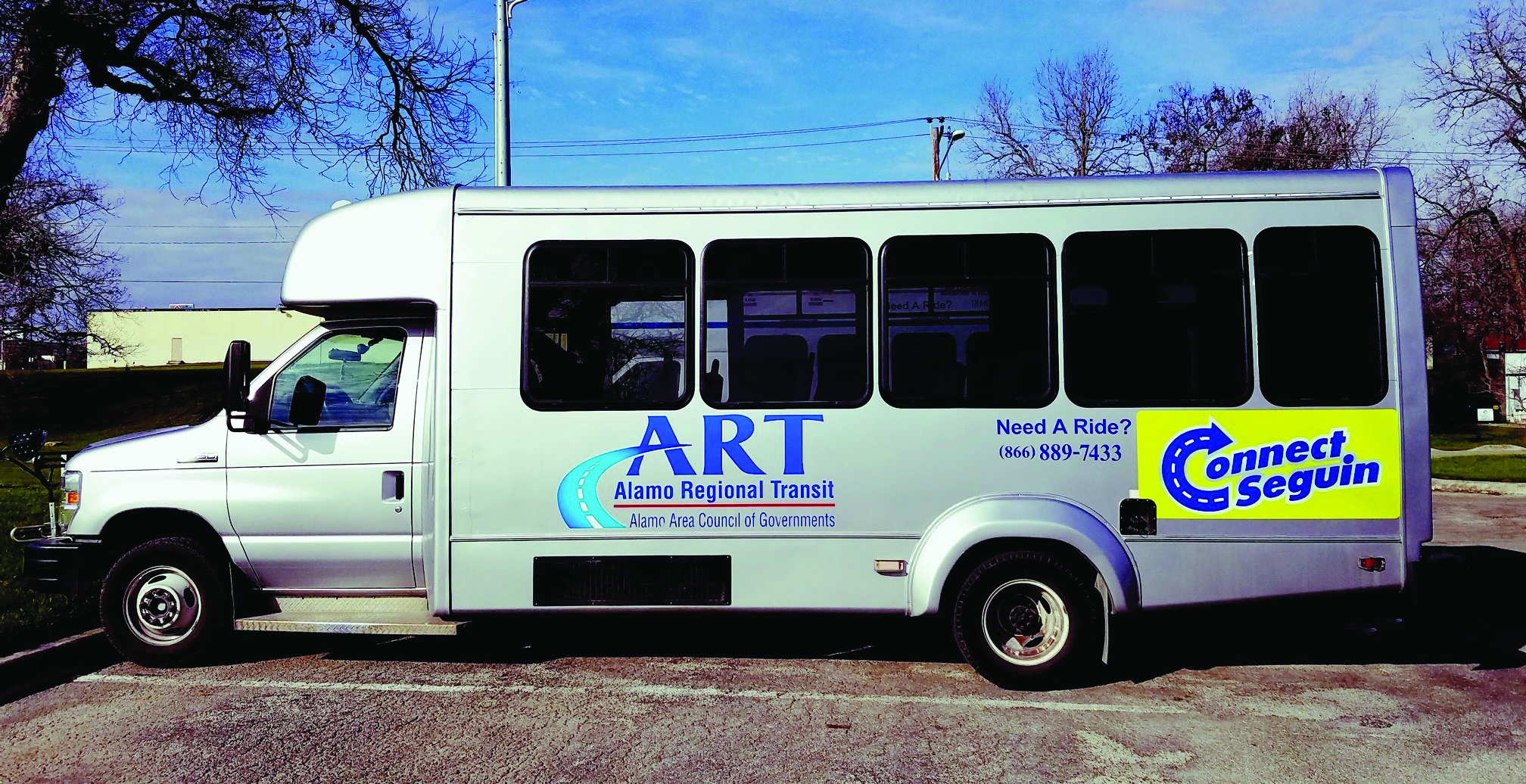 Image for March Member of the Month - Alamo Regional Transit