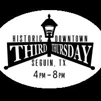 Third Thursday - Downtown Seguin open until 8 p.m.
