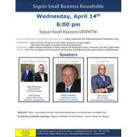 Seguin Small Business Roundtable