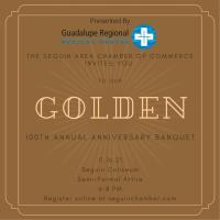Golden Anniversary Annual Banquet 2021