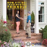 Now Hiring! Talented, hardworking, pest professionals.  Start a rewarding career with a local company that has been serving our community since 1987.