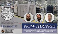 Trinity Staffing Services, Inc.