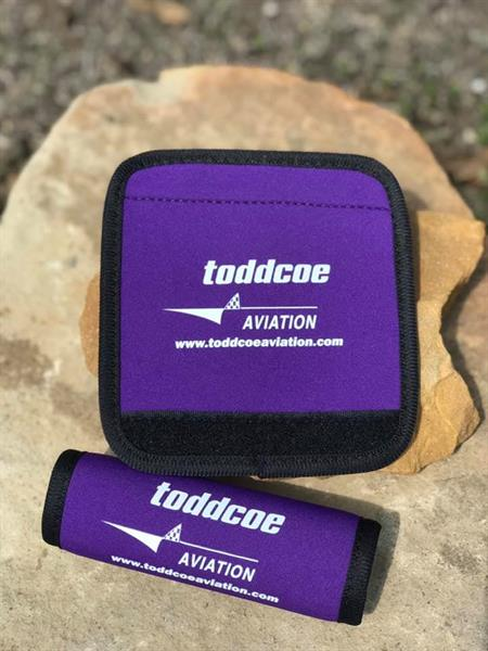 Personalized Luggage grippers