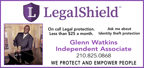 Legal Shield/Identity Theft - Independent Associate, Glenn Watkins