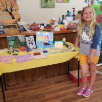 Summer Art & Sewing Camps at You're So Crafty