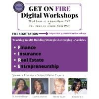GET ON FIRE Digital Workshops