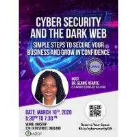 Cybersecurity and the Dark Web