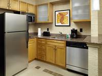 All rooms have full kitchens