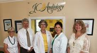 The staff at JC Audiology