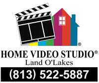 We are a locally owned affiliate of the national Home Video Studio network