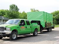 We have trucks and trailers on standby for any size disaster.