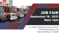 R. J. Kielty Plumbing, Heating & Cooling. Inc HIRING EVENT