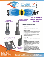 Get a 4-Line Phone System for FREE! Ask us How.