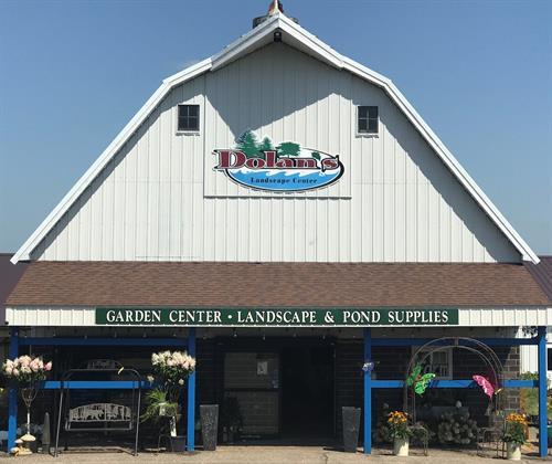 Full-service garden center