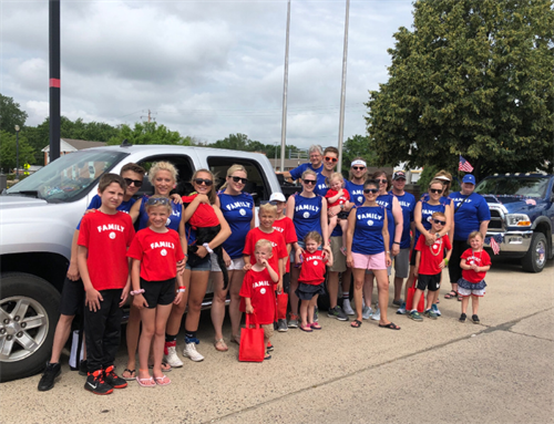 2019 Austin Fourth of July Parade
