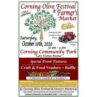 73rd Annual Olive Festival & Farmers Market