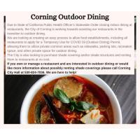 Outdoor Dining Permits