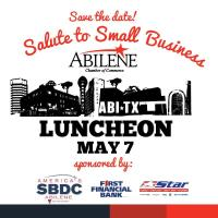 2019 Small Business Week Luncheon
