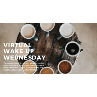 03.03.2021 Wake Up Wednesday Sponsored by Tolar Systems, LLC via Zoom