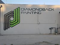 Diamondback Painting
