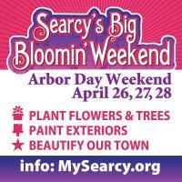 Big Bloomin' Weekend
