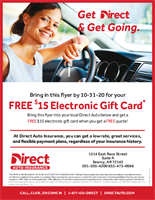 Direct General Auto Insurance - Searcy