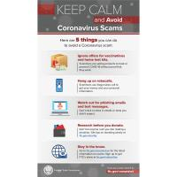 Be Aware of False ''Cures'' Scams