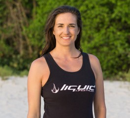 Leah Nyikes - Owner & Founder, Liquid Lifestyles Swimming